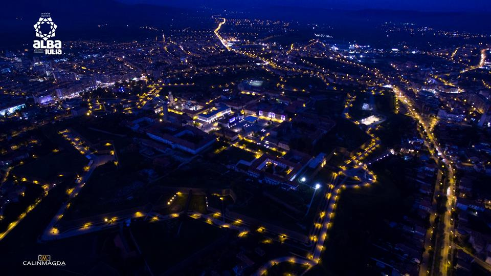 inteliLIGHT's LoRaWAN™ compatible streetlight control, to be used for Alba Iulia Smart City 2018