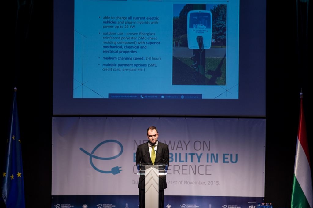 inteliLIGHT @ New Way for Electromobility in the EU - EV conference