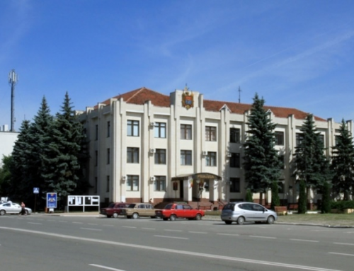 The first LoRaWAN™ compatible streetlight control pilot project in Moldova, implemented by Orange Moldova and inteliLIGHT®