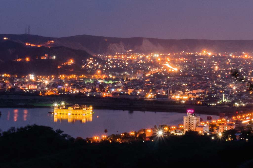 As a part of Cisco's Lighthouse Cities program, Jaipur (Rajasthan, Northern India) is dedicated to improving its sustainability and efficiency by testing and implementing state of the art technologies throughout the city.