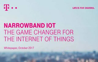 Telekom's whitepaper on NarrowBand IoT (NB-IoT) communication technology: technical capabilities, use cases and future expectations