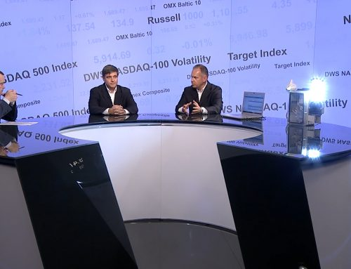 inteliLIGHT® lights up IoT and smart city investors interest in Bulgaria with a live demonstration on Bloomberg TV