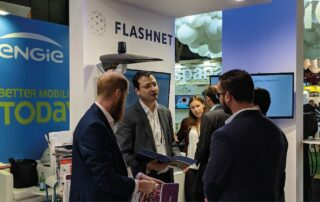 inteliLIGHT®, the streetlight control solution of choice for several global companies during the Smart City Expo World Congress in Barcelona