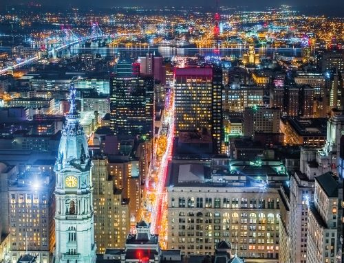 Comcast's MachineQ uses InteliLIGHT® to deploy its smart city solution in Philadelphia's Holiday Hotspots