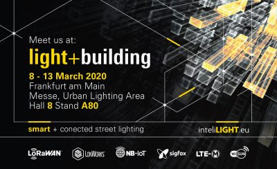 Between 8-13 March 2020, visit us in Frankfurt and experience new features, products and interfaces for smart + connected lighting.