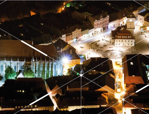 Flash Lighting and Flashnet: the partnership that lights up the way for #smartcities in Romania