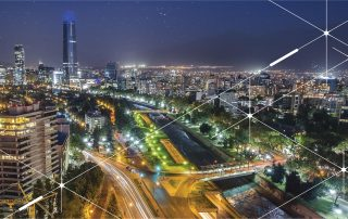ENGIE and Flashnet take on a 15 year commitment to manage smart street lighting in Chile's capital city, Santiago