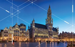 inteliLIGHT, to provide its smart lighting solution for a 10-year public lighting project in Brussels