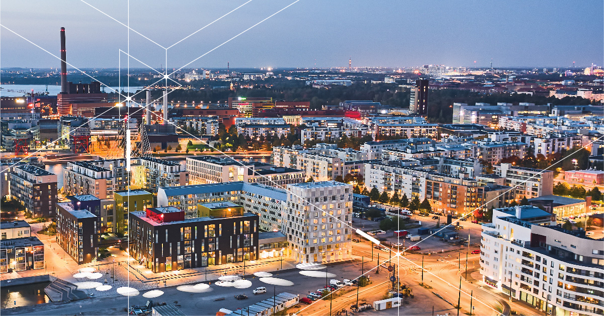 inteliLIGHT consolidates its presence in the Nordics with a new smart lighting pilot project in Finland