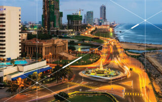inteliLIHGT paves the way for the development of a smart street lighting system in Sri Lanka