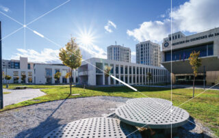From smart city to smart campus - University from Spain chose inteliLIGHT's smart lighting solution