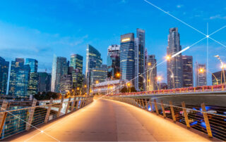 Smart street lighting paves the way for smart cities all over the world